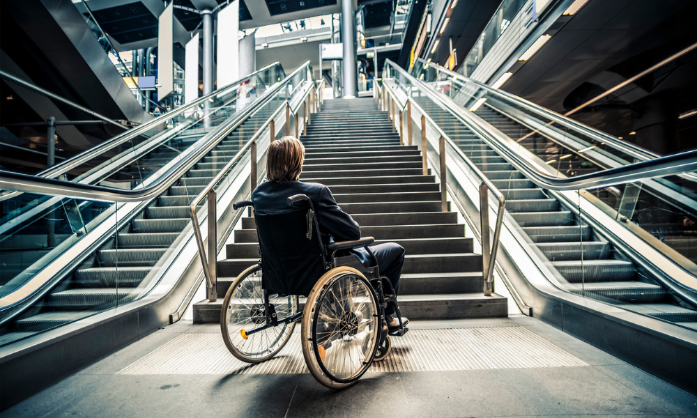 How to make your workplace more welcoming for disabled employees