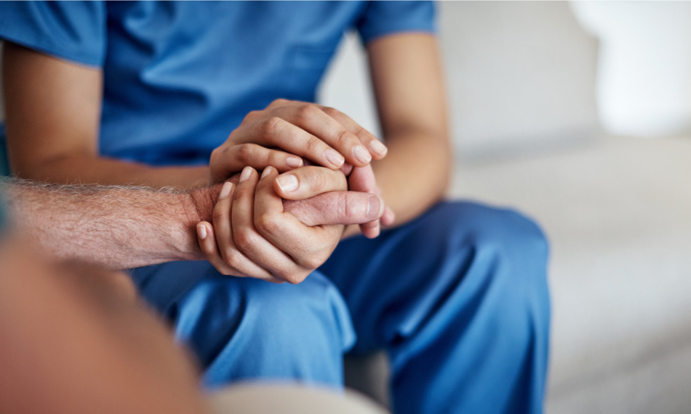 Ontario supports training for personal support workers