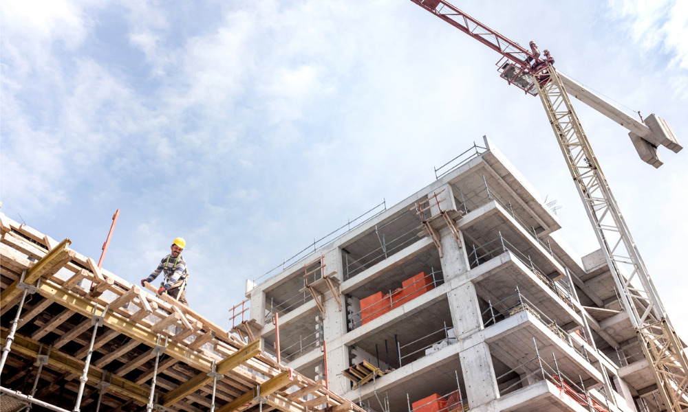 Construction firm fined $20K for fall risk violation