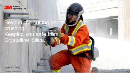 Beyond the cutting and crushing: What you need to know about Crystalline Silica exposure