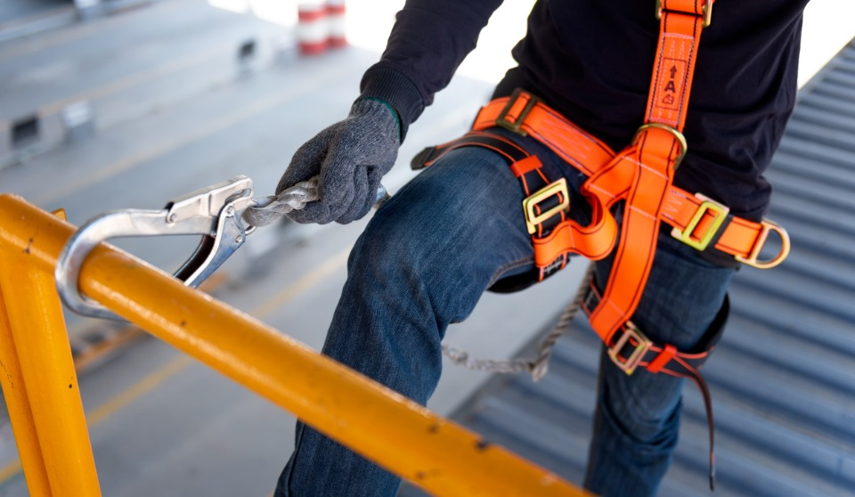 Navco Construction fined $40,000 for inadequate fall protection