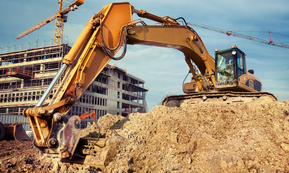 Company fined $81,250 when worker caught in rubble