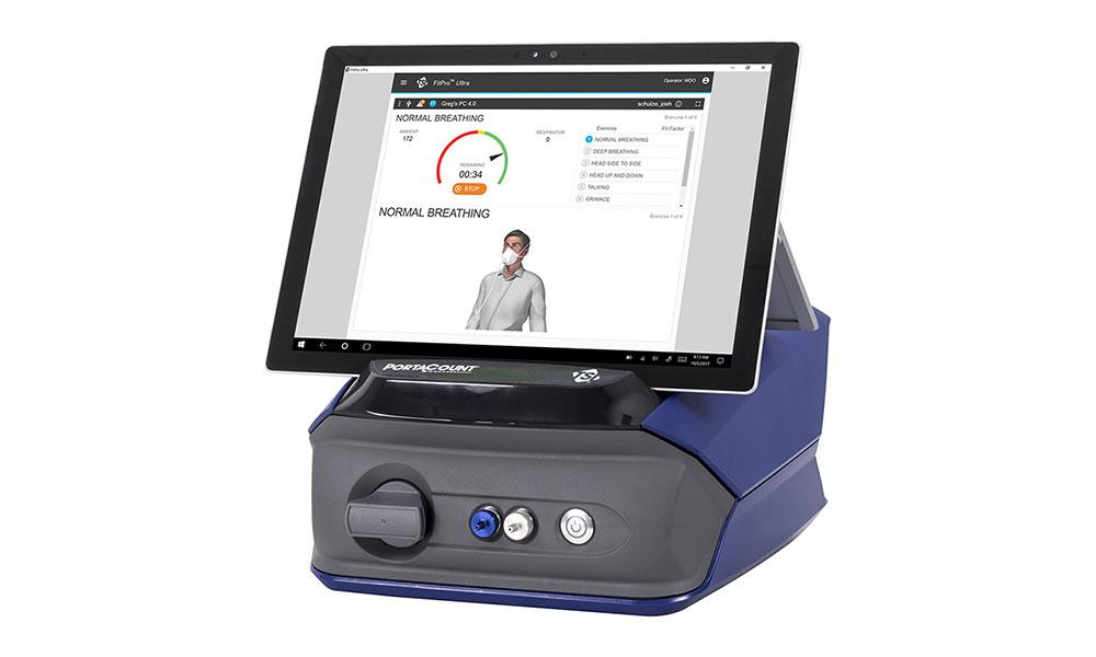TSI PortaCount Respirator Fit Tester 8048