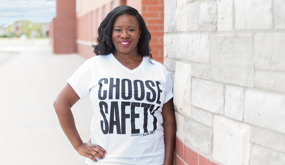 My Safety Moment – Lee-Anne Lyon-Bartley