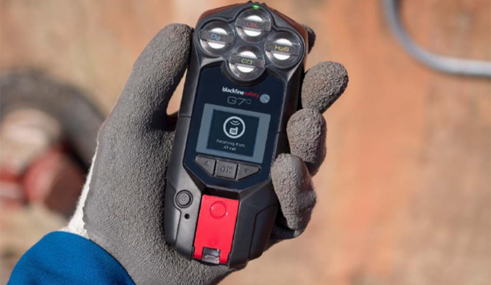 Blackline Safety G7 devices