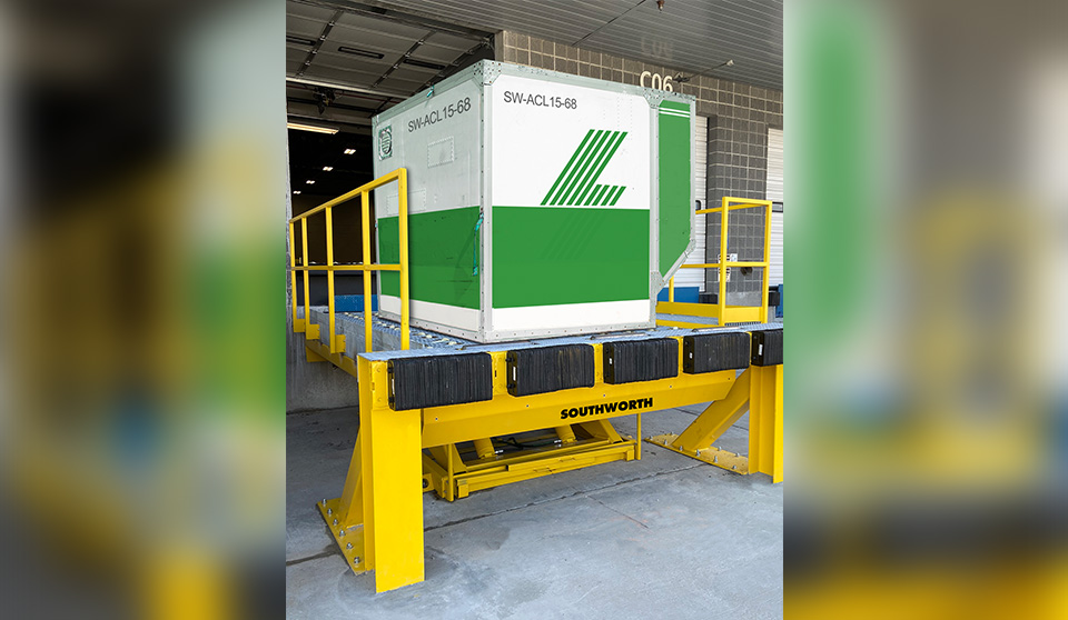 Southworth Products Air Cargo Lifts