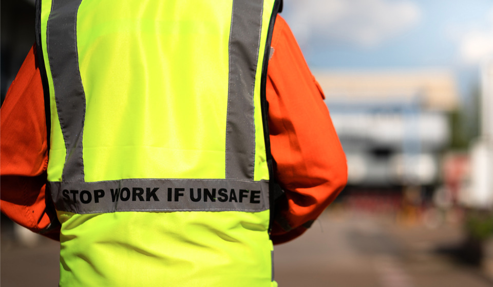 A career in safety