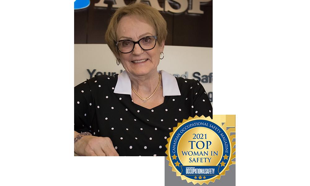 Carol L. Ross, Alberta Association for Safety