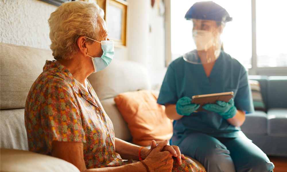 New Brunswick investing to increase hours of care in nursing homes