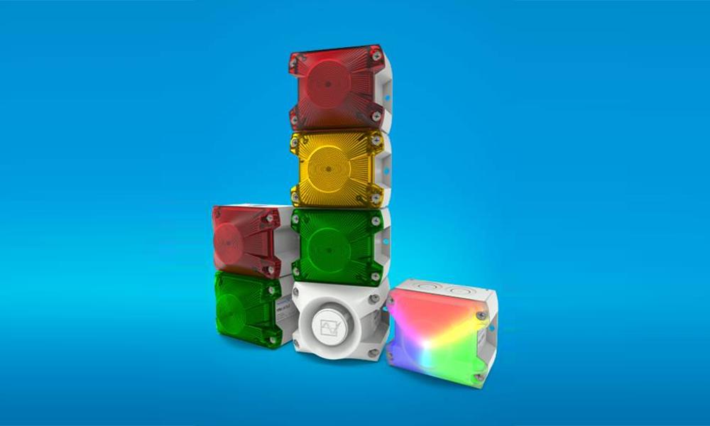 Pfannenberg PYRA LED Series Visible Signaling Devices