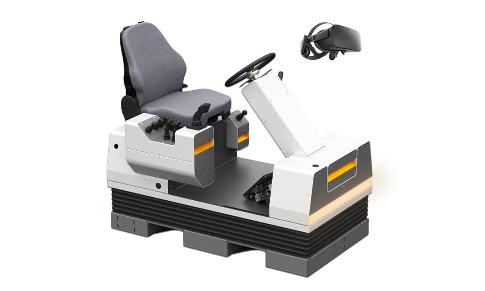 Serious Labs developing virtual reality driving simulator