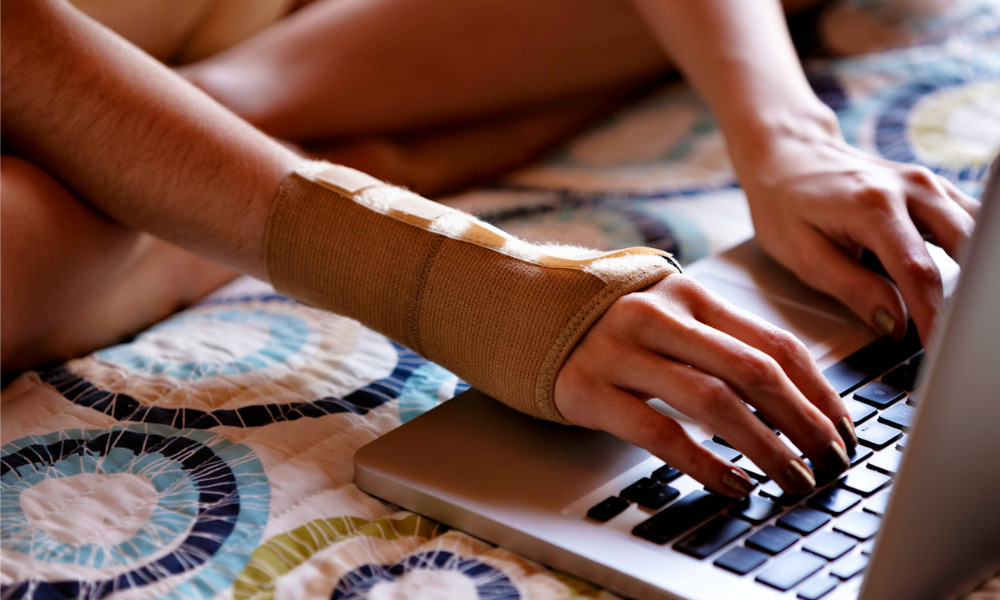 Eight ways to prevent carpal tunnel when working at home