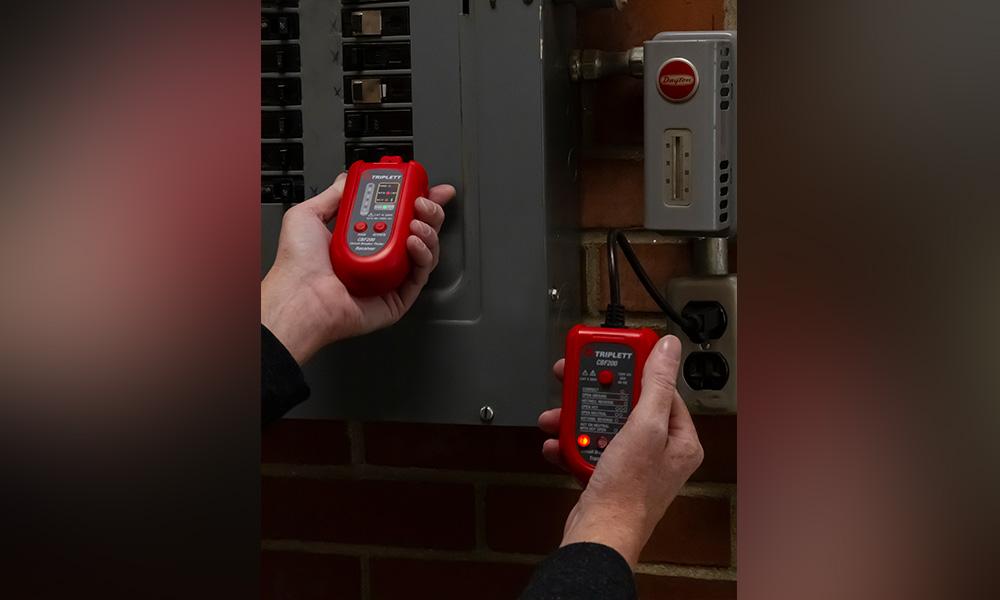 Triplett 3-in-1 Circuit Breaker Finder