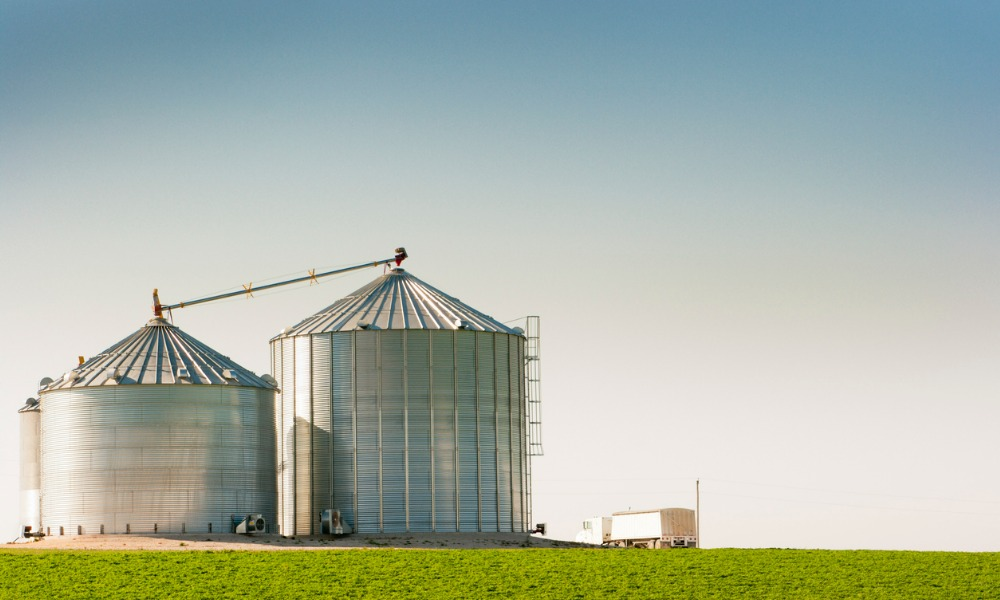 Worker killed in silo dryer accident