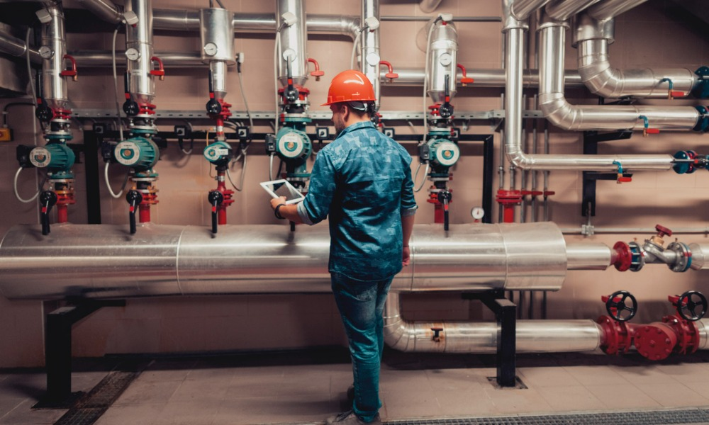 mCloud AssetCare fugitive gas solution