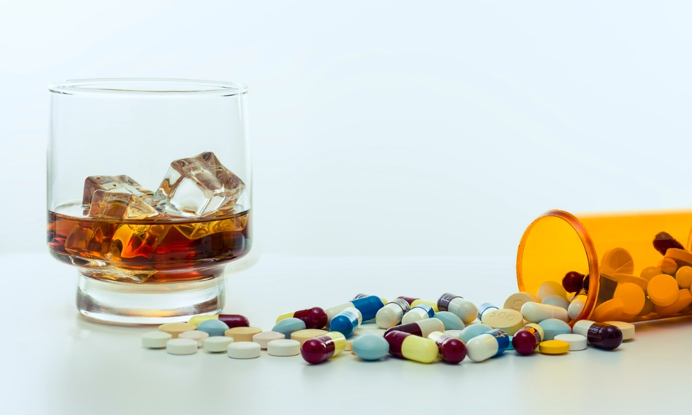 10 Signs of substance abuse at work