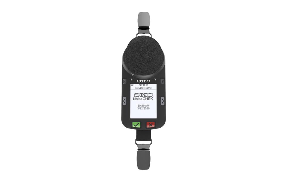 SKC NoiseCHEK personal noise dosimeter