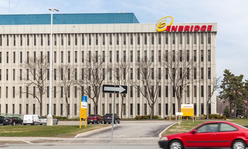 Oil & gas giant Enbridge acquires U.S. rival for $3 billion