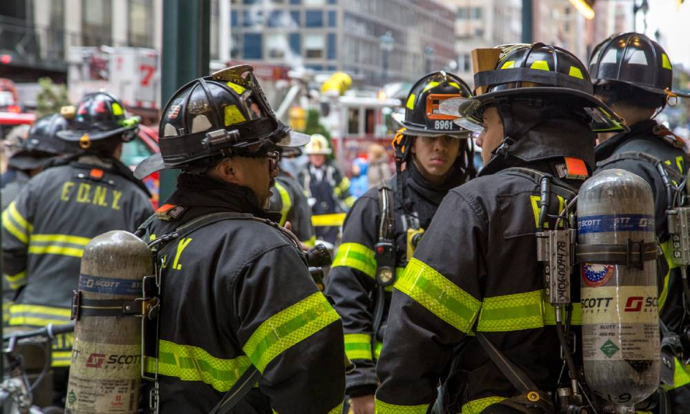 9/11 20 years on: First responders still fighting for benefits