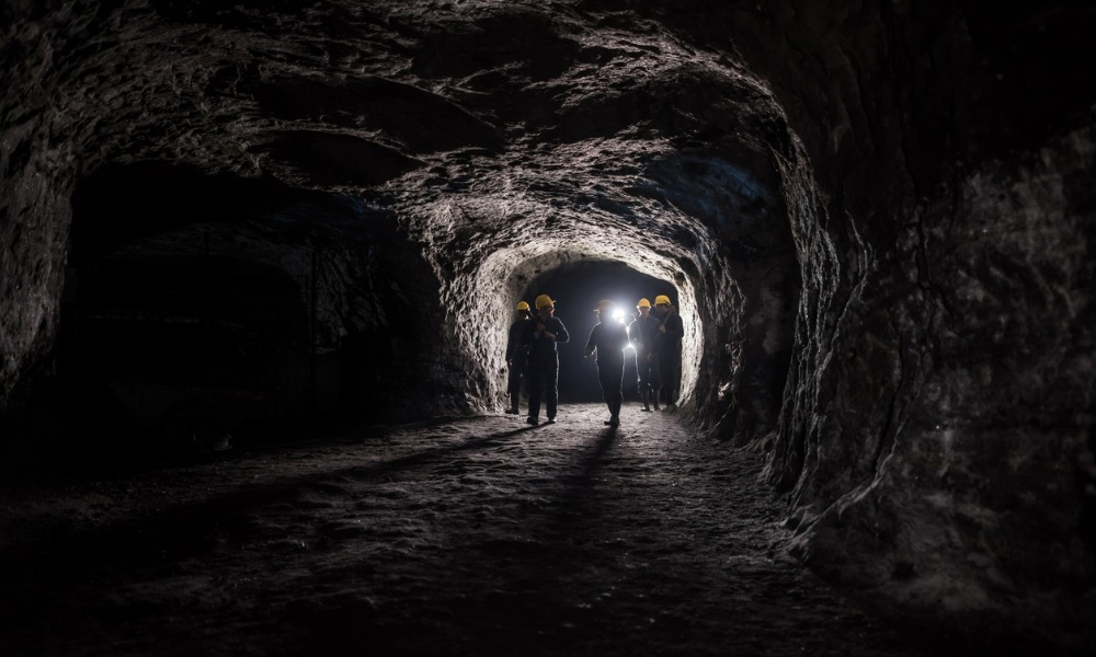Ontario miner injured by rock fall; employer fined $120K