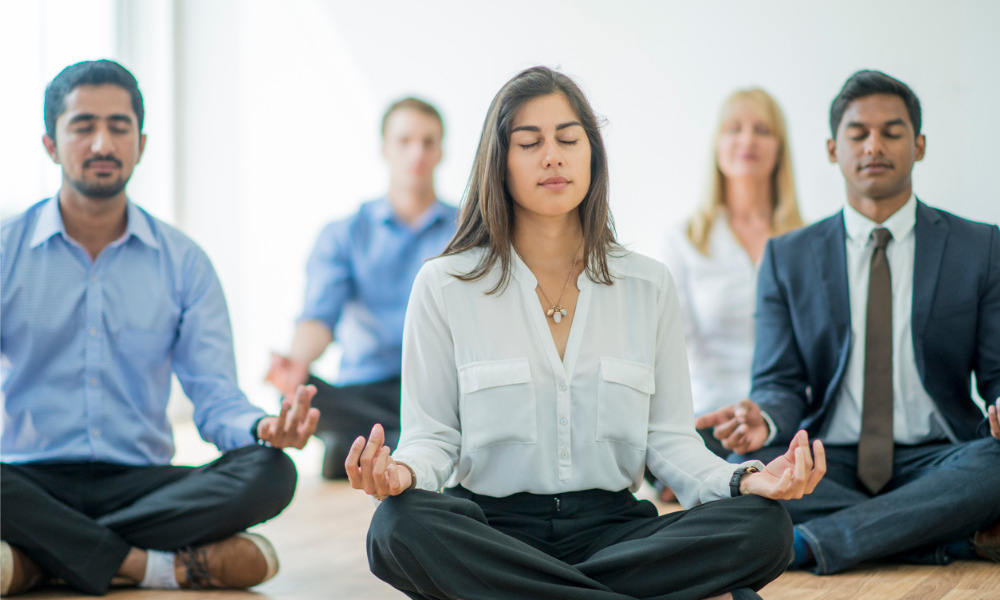 How to manage workplace stress in the midst of COVID-19