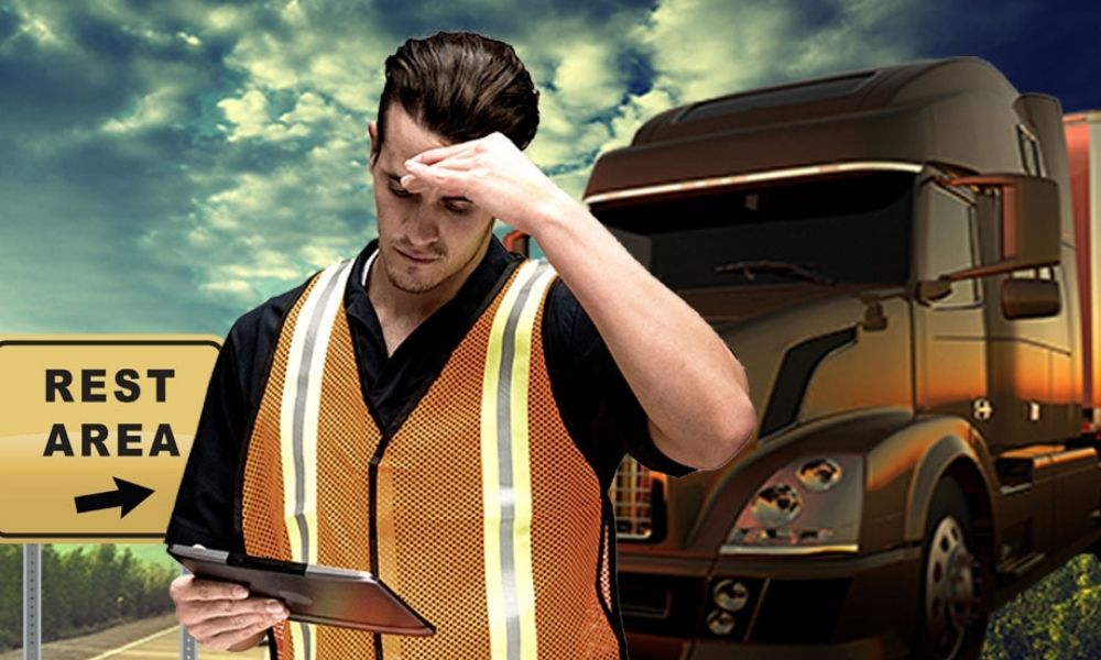 How Ontario's general trucking sector can address driver fatigue among professional drivers