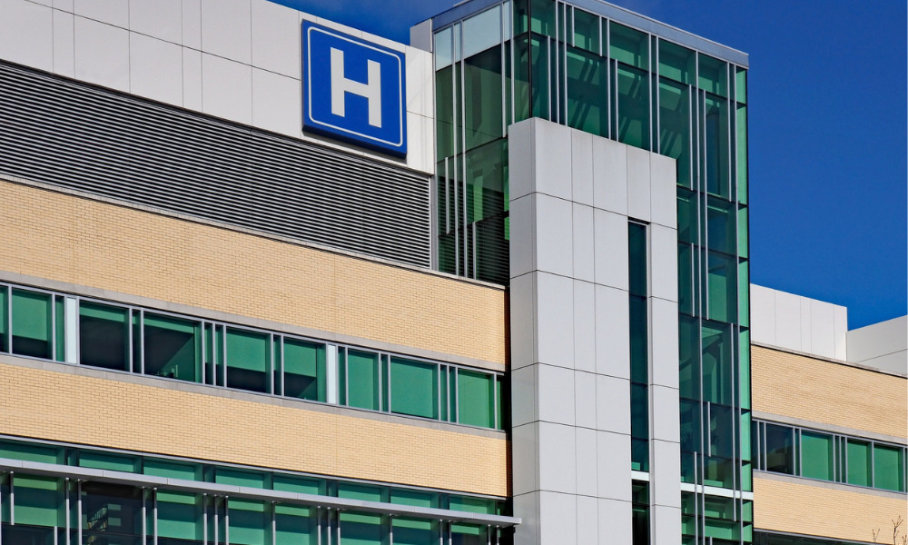 Ontario invests over $1 billion for hospitals