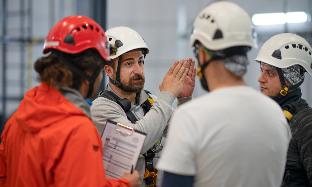 Ontario providing free health and safety training for small employers