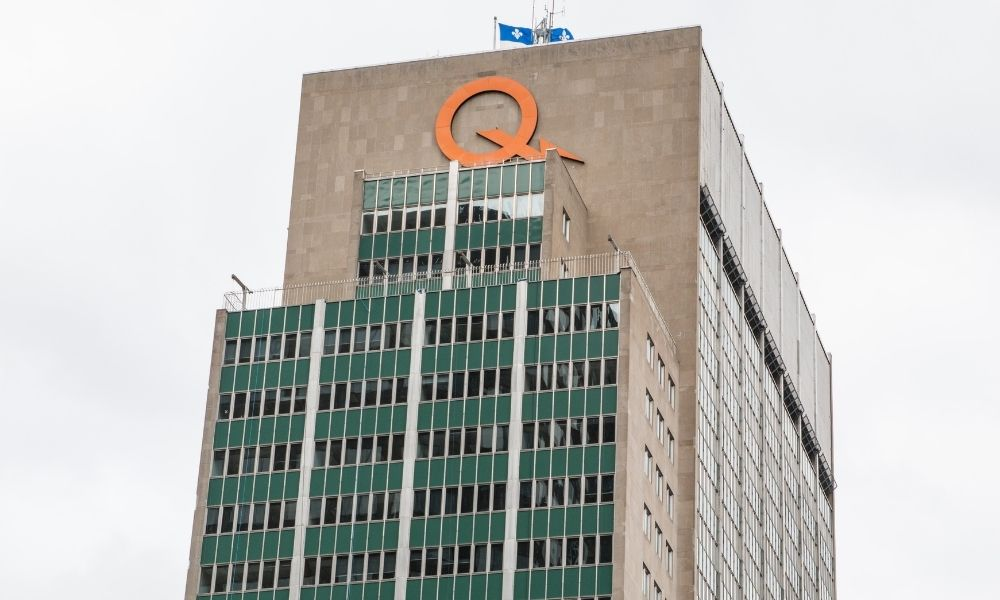 Hydro-Quebec employee critical after six-metre fall