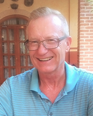 Blaine Larock, Health & Safety Consultant