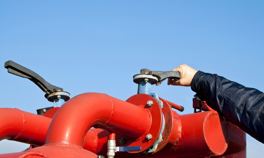 Construction firm fined $45K in natural gas incident