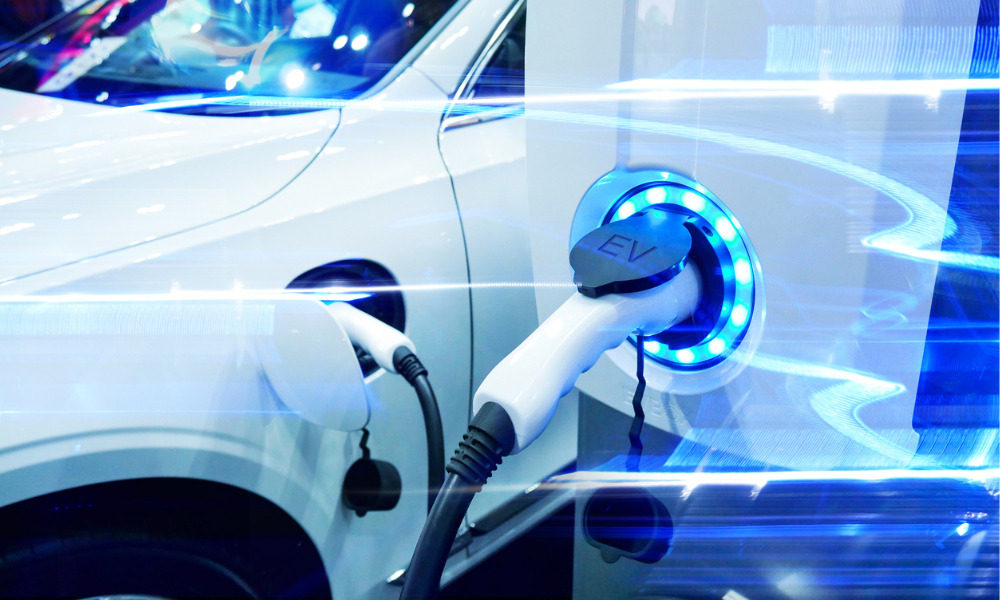 Canada to invest $100K in electric vehicle charging stations