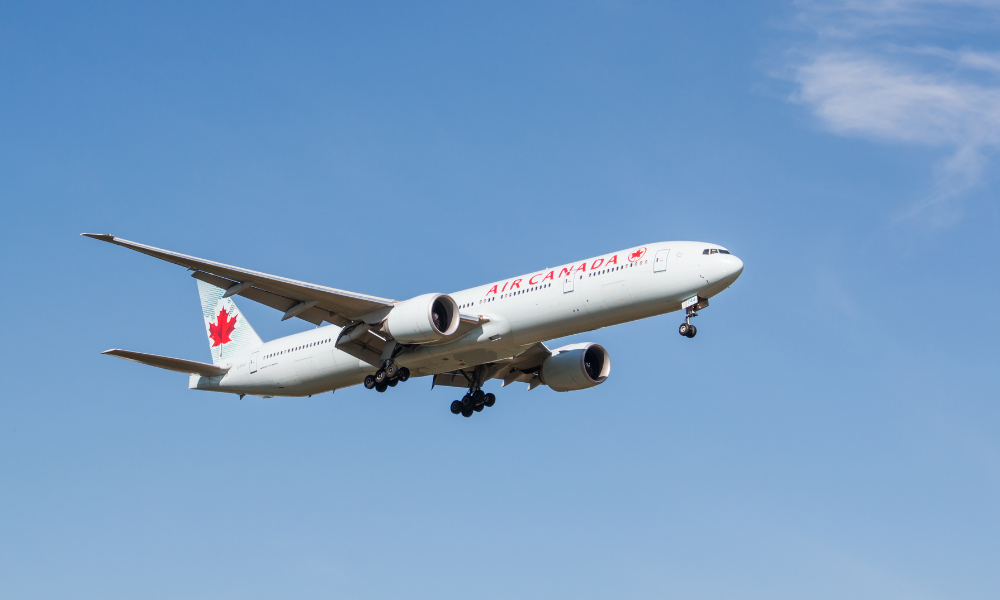Air Canada implementing COVID-19 vaccination policy for workers