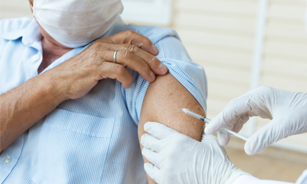 Coalition requiring mandatory vaccination for long-term care, retirement home staff