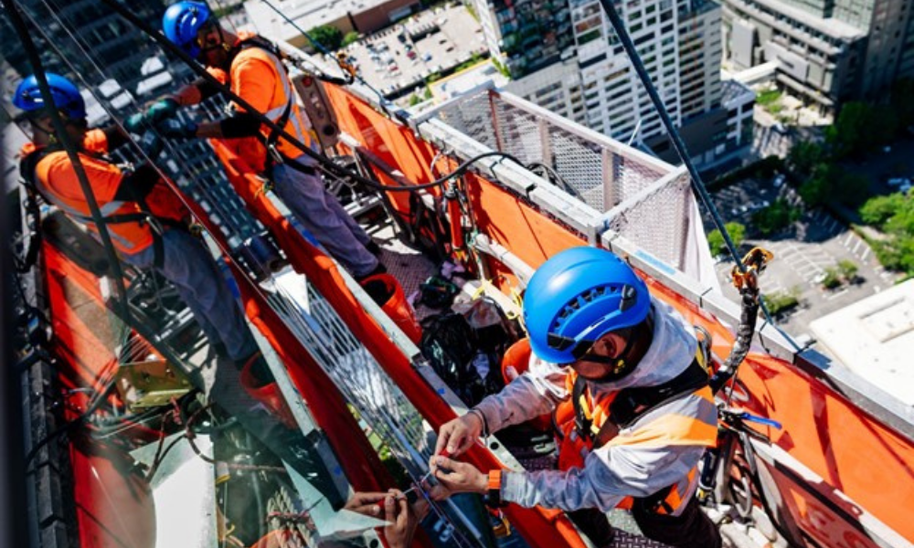 Keeping those who work at height safe