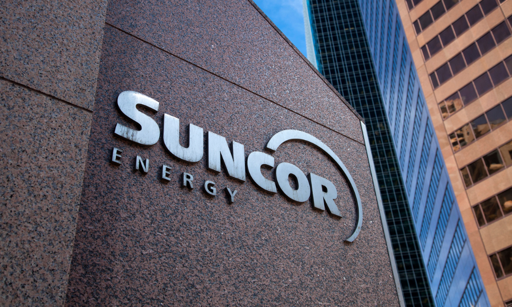 Suncor Energy forms historic partnership with eight Indigenous communities