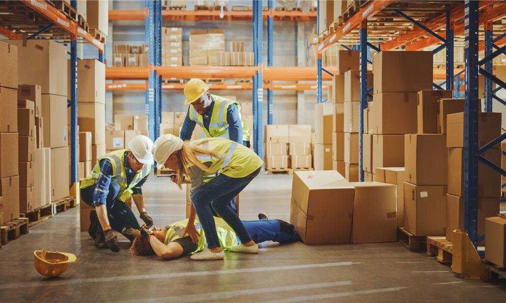 7 Ways to prevent workplace accidents