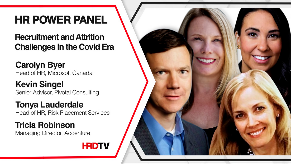 HR POWER PANEL - Recruitment and Attrition Challenges in the Covid Era