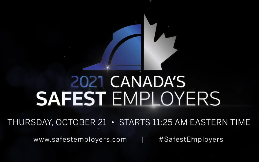 What to expect at the virtual Canada's Safest Employers Awards 2021