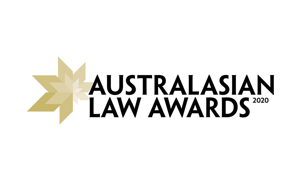 Winners of Australasian Law Awards firm and in-house categories announced