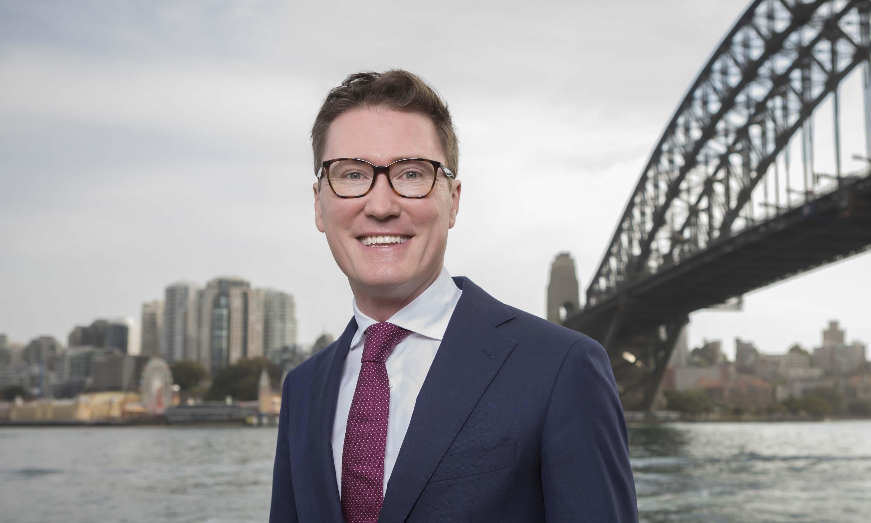 James Couche, Thales Australia