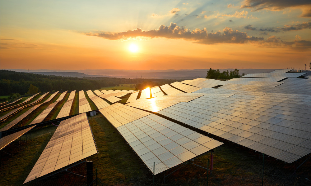 HSF helps seal the deal on NSW solar farm's financing