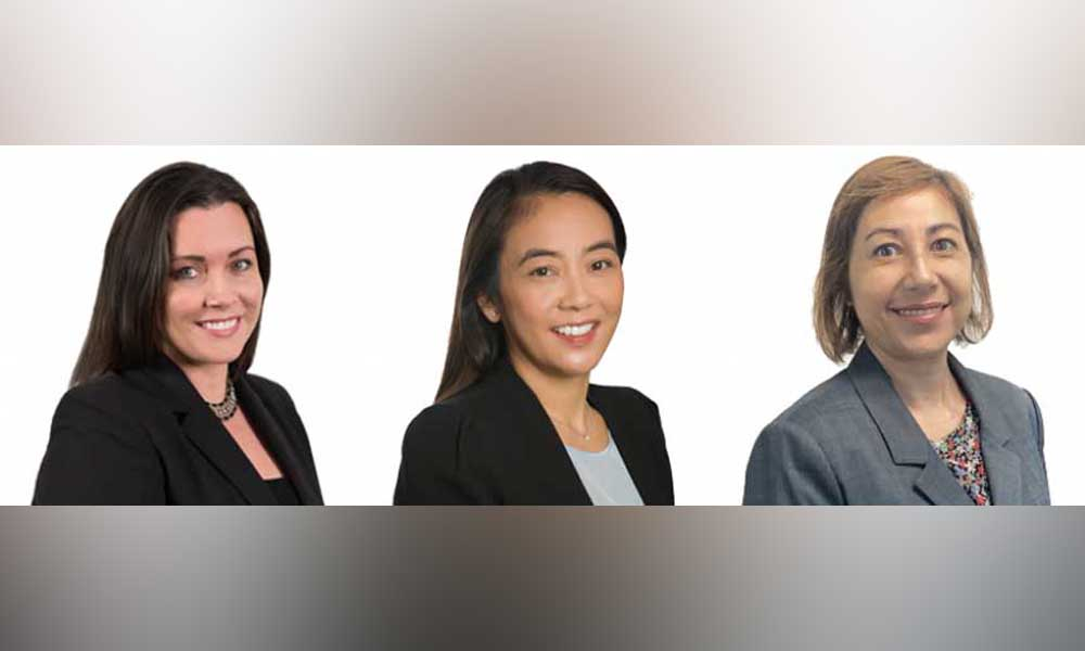Female lawyers dominate promotions round at Carter Newell