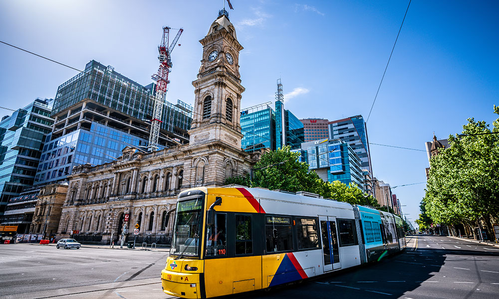 City of Adelaide to go 100% renewable with help from Ashurst