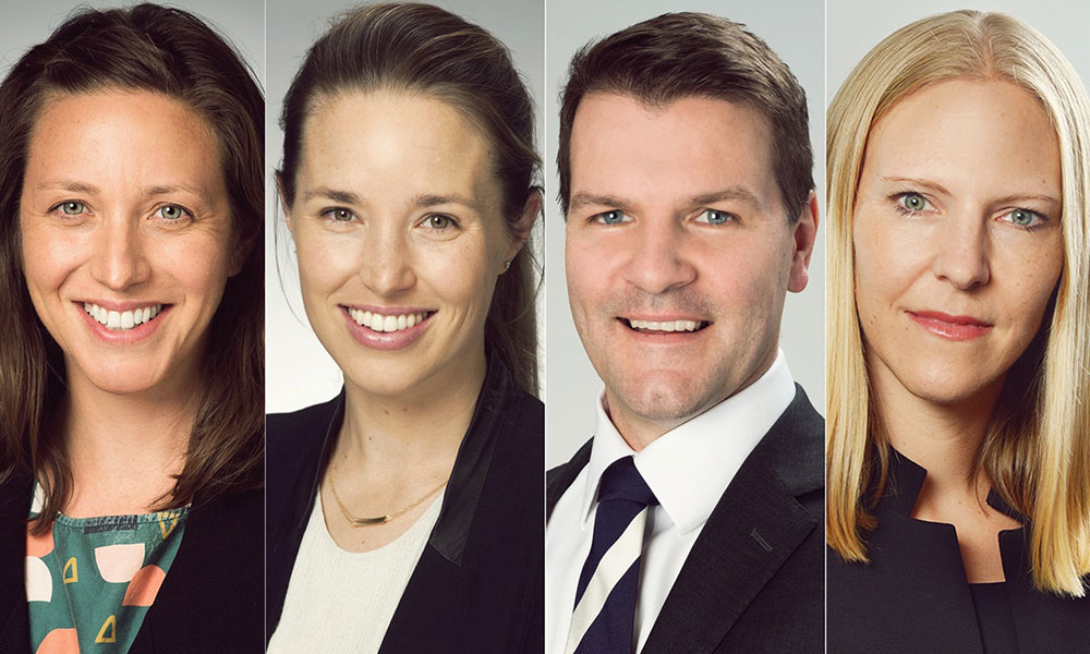 75% of K&L Gates' new Australian partners are women who work part-time