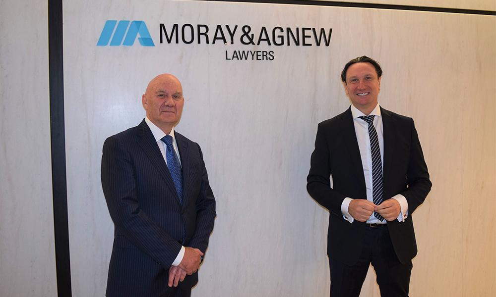 Moray & Agnew integrates Melbourne practice