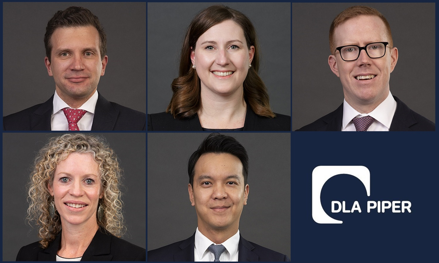 Five Australian lawyers among new DLA Piper partners