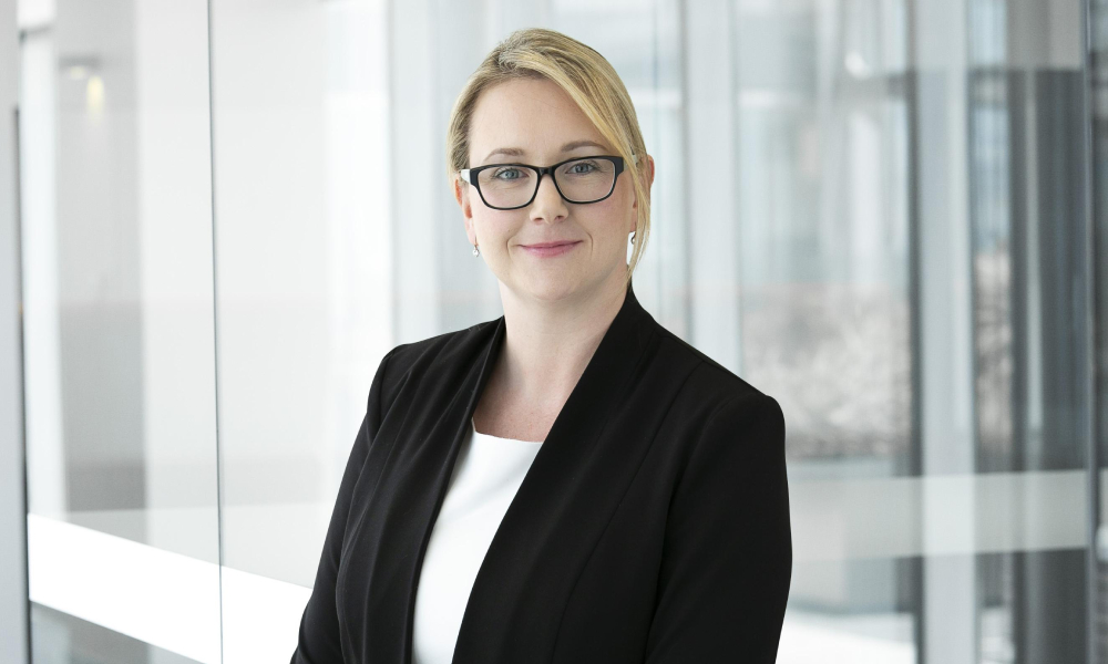 Squire Patton Boggs senior associate says that the profession should walk the talk on diversity