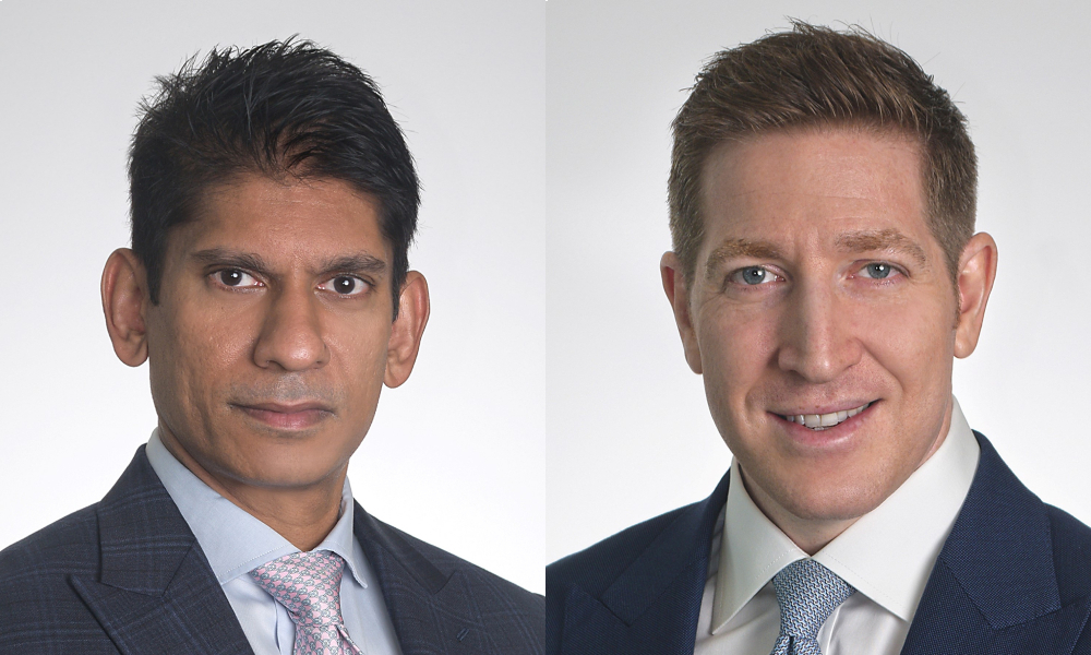 Reed Smith welcomes two new partners in Singapore