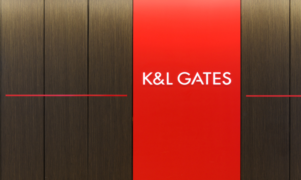 K&L Gates establishes China-focused trademarks agency